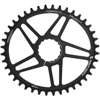 Wolf Tooth Cinch DM Elliptical Flat Top Chainring - Direct Mount