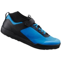 Shimano SH-AM702 All Mountain SPD Shoes 2021 - Blue