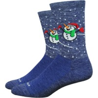 "DeFeet WoolEater 6"" Comp Snow Day Socks"