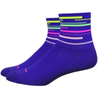 "DeFeet Aireator 3"" DNA Women's Socks - Purple"