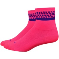 "DeFeet Aireator 3"" Shake Women's Socks - Pink"