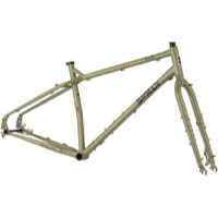 Surly ECR 29+ Frameset - Tank Green