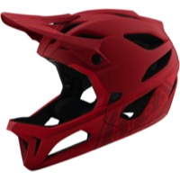 Troy Lee Designs Stage MIPS Helmet 2020 - Stealth Red