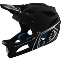 Troy Lee Designs Stage MIPS Helmet 2020 - Black/Silver