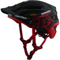 Troy Lee A2 MIPS Helmet 2020 - Sram Black/Red