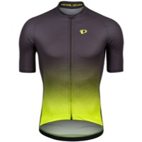 Pearl Izumi Attack Jersey 2021 - Phantom/Screaming Yellow Transform