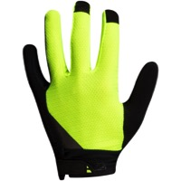 Pearl Izumi Elite Gel Full Finger Gloves 2020 - Screaming Yellow