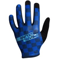 Pearl Izumi Divide Gloves 2020 - Lapis/Navy Checkerboard