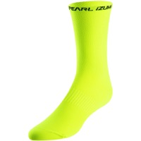 Pearl Izumi Elite Tall Socks 2020 - Screaming Yellow