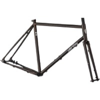 All-City Super Professional Disc Frameset - Goldust