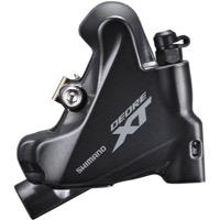 Shimano BR-M8110 XT Flat Mount Disc Brake Caliper