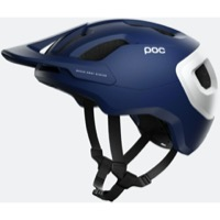 POC Axion SPIN Helmet 2020 - Lead Blue Matte