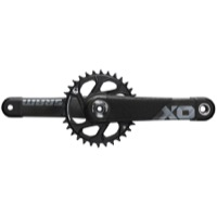 SRAM X01 DH Downhill DUB Carbon Crankset - 12 Speed