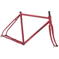 Surly Midnight Special Frameset - Sour Strawberry Sparkle