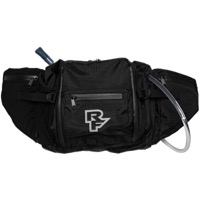 Race Face Stash 3L Hip Bag - Black