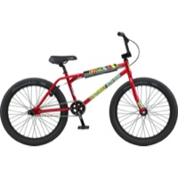 "GT Dyno Pro Compe 24"" BMX Complete Bike 2021 - Red"