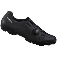 Shimano SH-XC300 Wide Mountain Shoes 2021 - Black