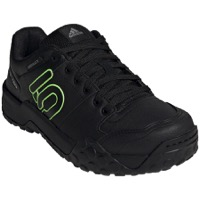 Five Ten Impact Sam Hill Flat Pedal Men's Shoes - Core Black/Signal Green/Grey Three