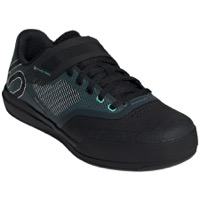 Five Ten Hellcat Pro Clipless Pedal Women's Shoes - Core Black/Crystal White/DGH Solid Grey
