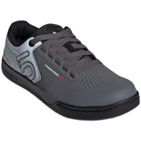 Five Ten Freerider Pro Flat Pedal Men's Shoes - Grey Five/FTWR White/Halo Blue