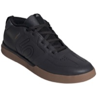 Five Ten Sleuth DLX Mid Flat Pedal Men's Shoe - Grey Six/Core Black/Gum M2