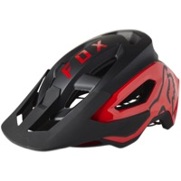 Fox Racing Speedframe Pro MIPS Helmet 2021 - Black/Red