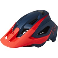 Fox Racing Speedframe Pro MIPS Helmet 2021 - Repeater Dark Indigo