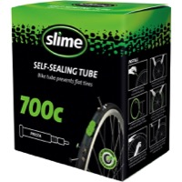 Slime Self-Sealing Presta Tubes - 700c