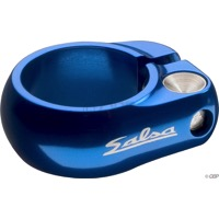 Salsa Lip Lock Seatpost Clamp - Blue