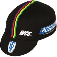 Pace Ritchey WCS Cycling Cap - Black