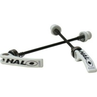 Halo Porkies QR Wheel Skewers  - White