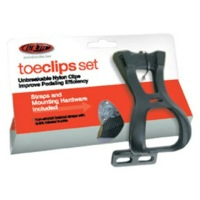 Delta Toe Clips and Straps