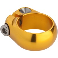 Salsa Lip Lock Seatpost Clamp  - Gold