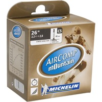 Michelin Aircomp Ultra Light Presta Tubes - 26""