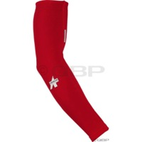 Assos Arm Rubi Arm Warmers - Red