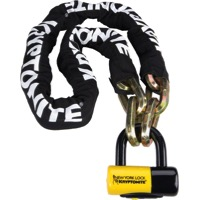 Kryptonite NY Fahgettaboudit Chain & Disc Lock