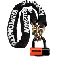 Kryptonite New York Chain & Disc Lock - 5' 6""