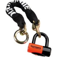 Kryptonite New York Noose Chain & Disc Lock