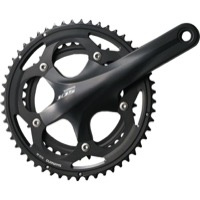 Shimano FC-5700 105 10spd Double Crankset - 10 Speed