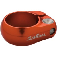 Salsa Lip Lock Seatpost Clamp - Orange