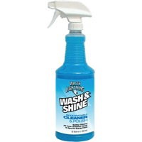 White Lightning Wash & Shine