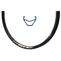 SunRingle MTX-33 Disc Rims - 29 Inch
