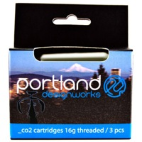 Portland Design Works CO2 Refill Cartridges