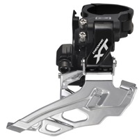 Shimano FD-M781 High Clamp Front Derailleur - 3 x 10 Speed