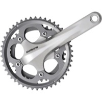 Shimano FC-CX50 Cyclocross Double Crankset - 10 Speed