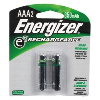 Energizer Rechargeable NiMh Batteries