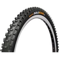"Continental Mud King ProTection 26"" Tire 2016 - Tubeless Ready!"