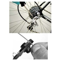 Derailleur Adjustment With Cable Installation