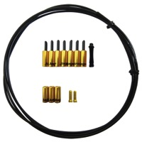 Jagwire Shift End Cap Seal Kit - 4.0mm and 4.5mm