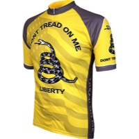 World Jerseys Don't Tread On Me Jersey